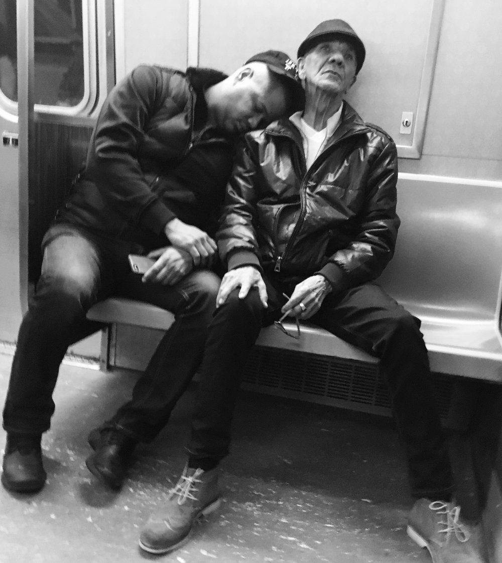 Take the A train series - Padre e Hijo 2017