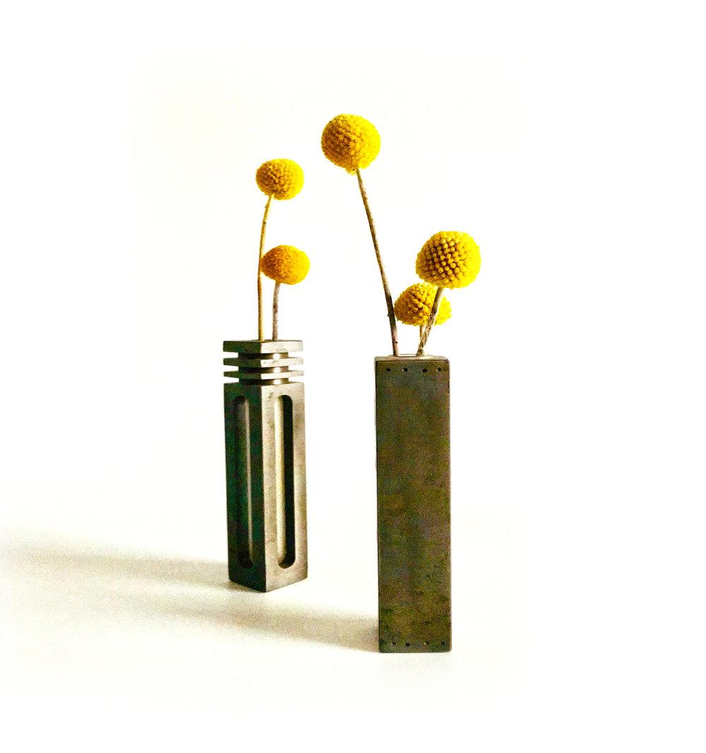 1   Steel Budvases  1995.jpg