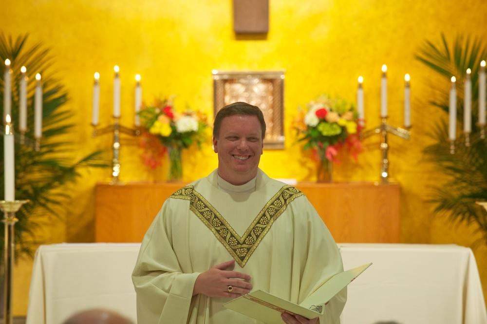 Fr. Mark S. Bialek, Pastor