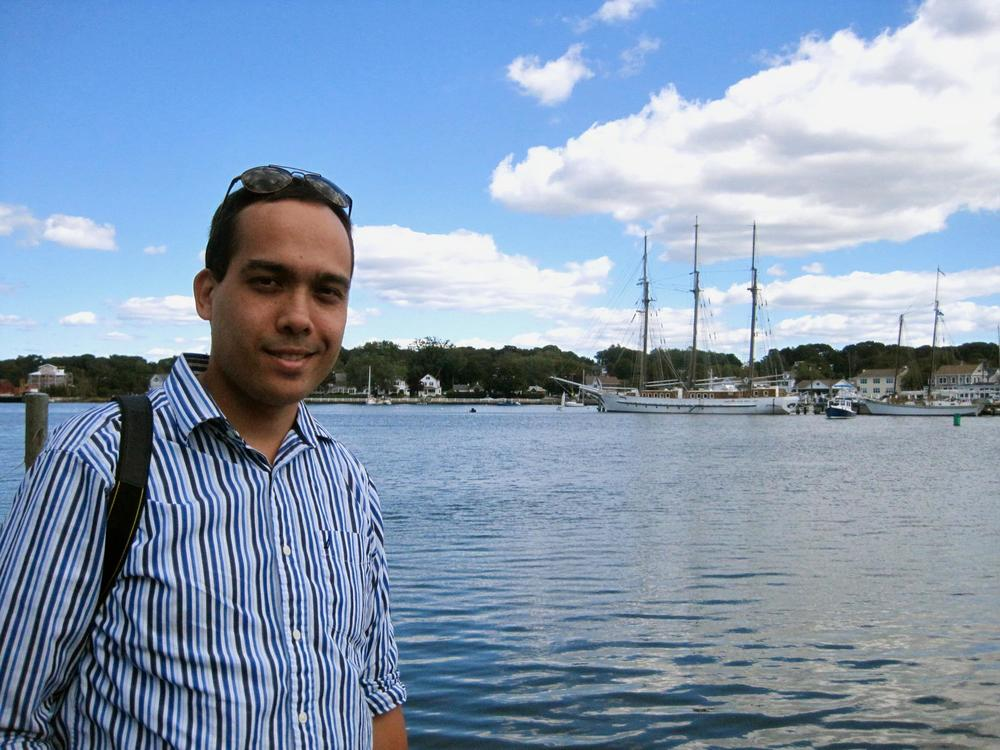 Shaun Guevarra,Pastoral Associate