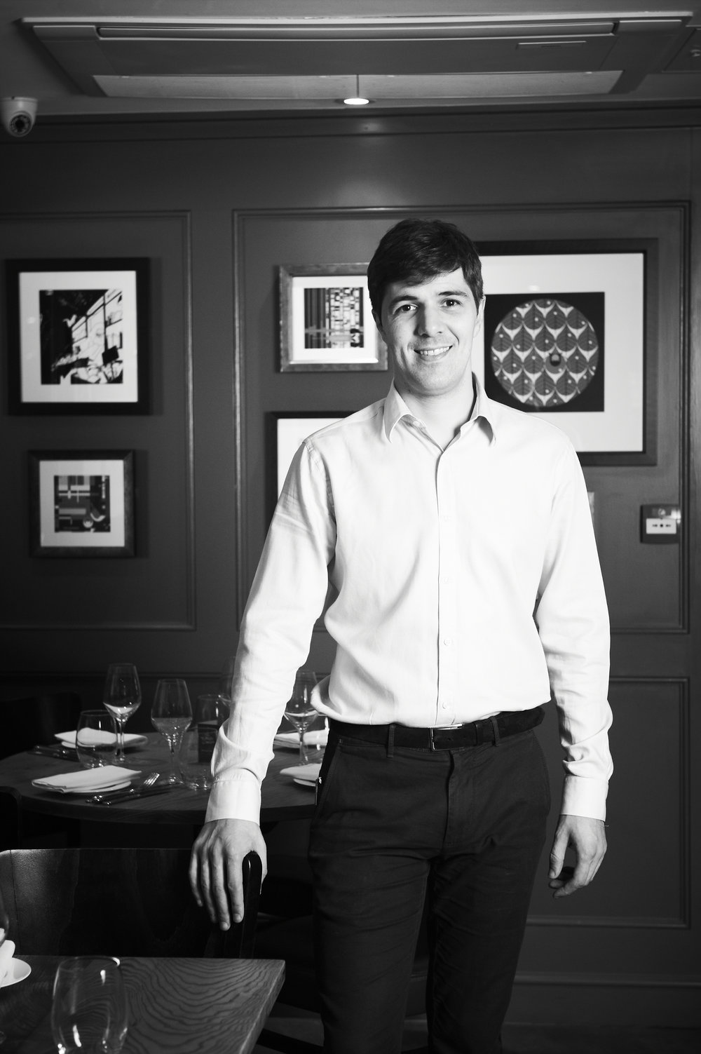 Pedro Borges Restaurant Manager