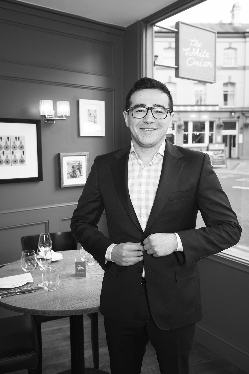 Beggy Ashurov Restaurant Owner