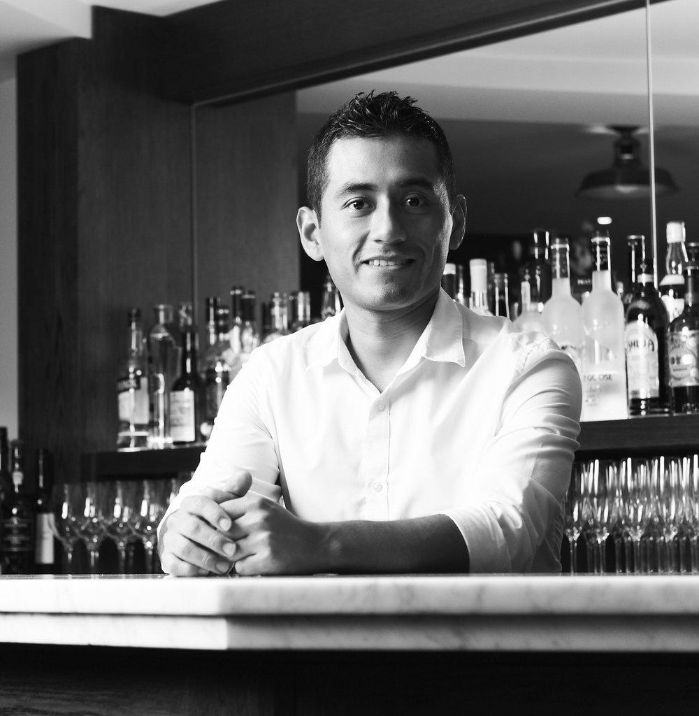 Johan Pucutuni Restaurant Supervisor