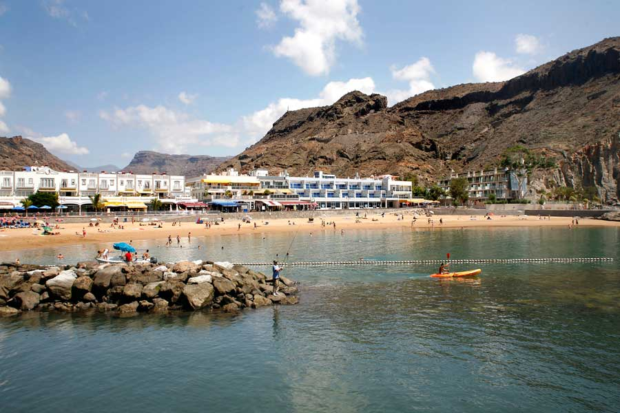 HD Mogán Beach Apartments - La Playa de Mogán - Gran Canaria