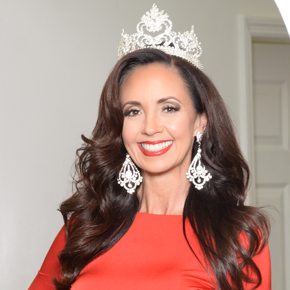 Mrs. South Carolina 2015, Ronnetta Griffin
