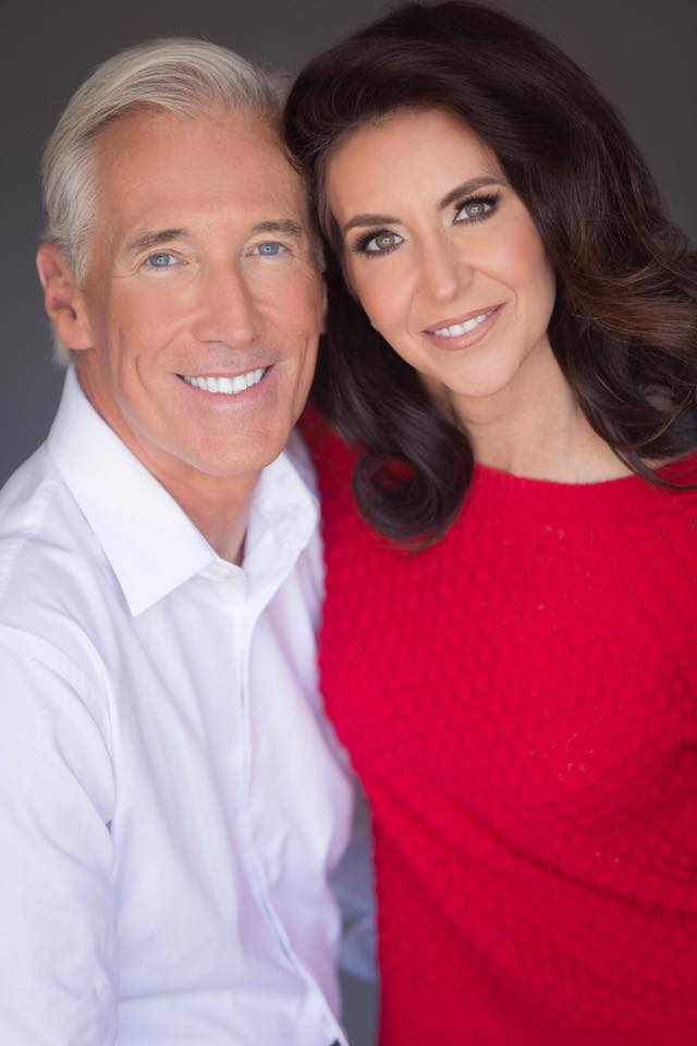 Wendy and Frederick Galle III, Executive Directors of the Mrs. South Carolina and Mrs. North Carolina Pageants