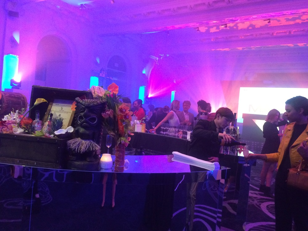 WGSN Awards Mahiki Afterparty at 8 Northumberland Avenue