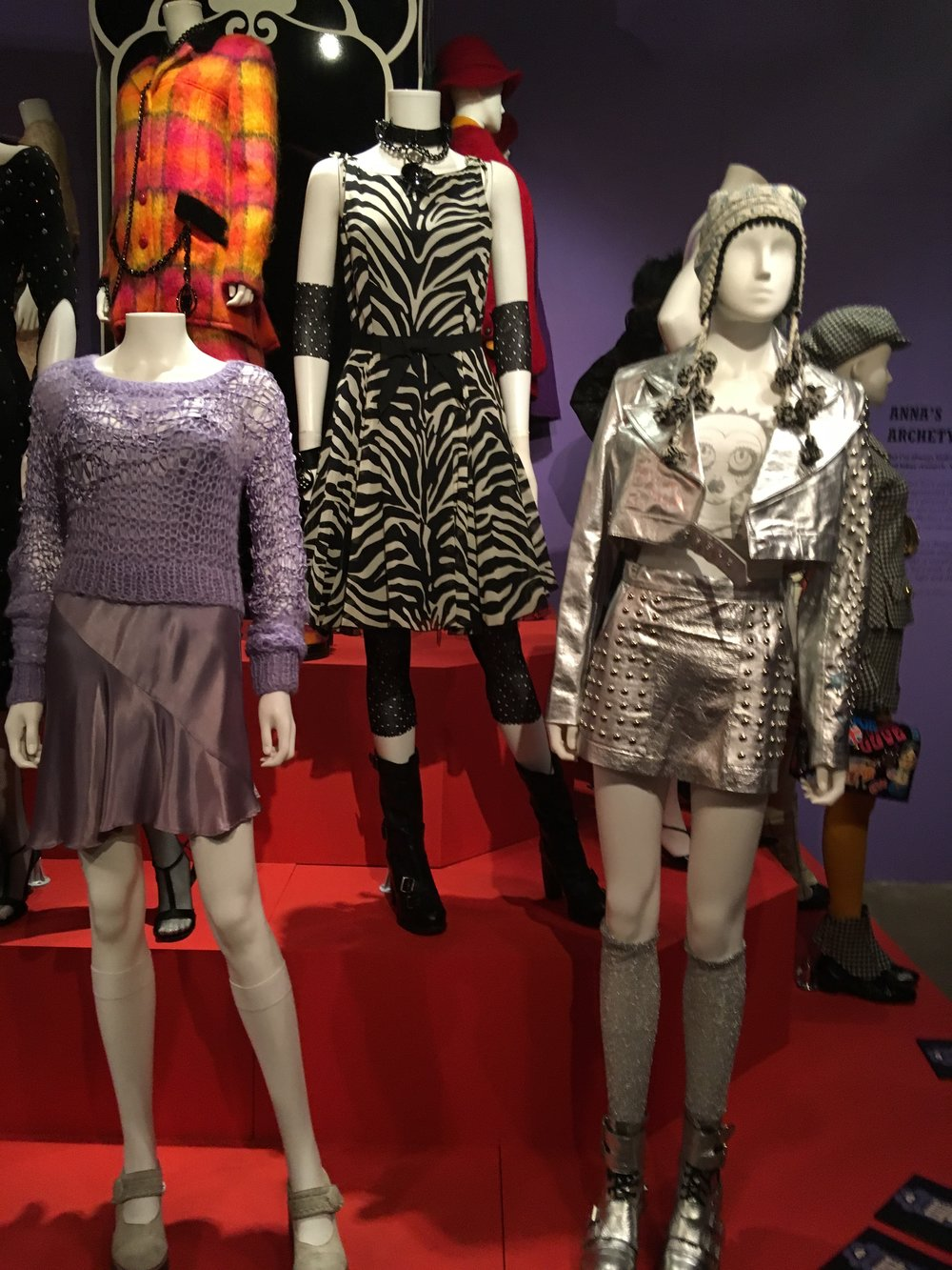 Stylist London: Anna Sui helped define the look of Generation X.  Grunge collection S/S 1993