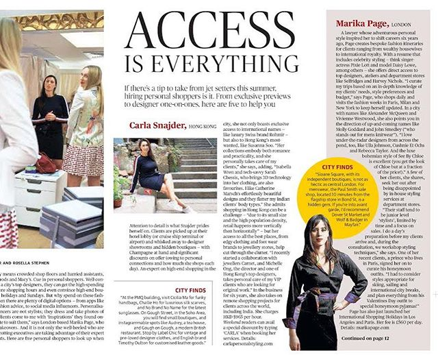 I'm being interviewed today by @the_hindu - India's national newspaper, on Stylists for Globe-trotters -  thanks Surya Kumar 🙌🏼 #PersonalShopper #PersonalStylists #LondonFashionStylists 👗🛍