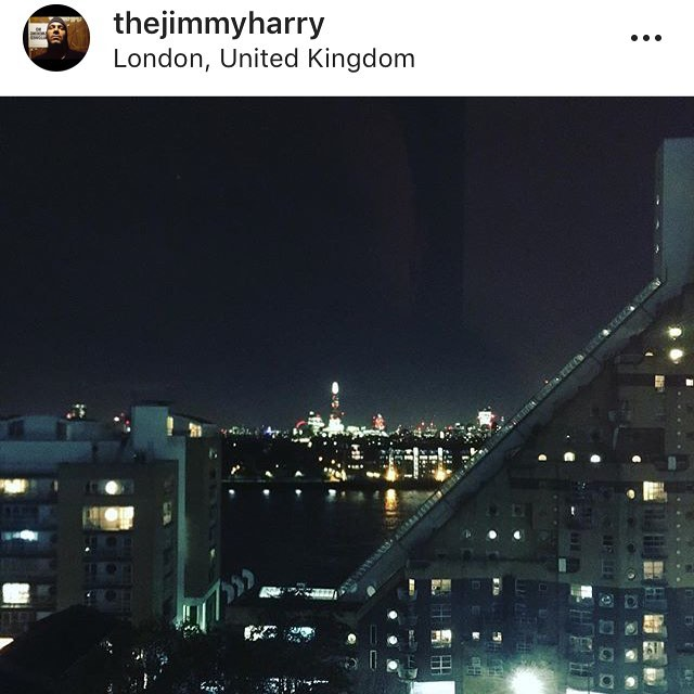 @thejimmyharry @hotelcrush when your LA friends come to visit! Love seeing the view from my apartment with fresh eyes 🤩🌃🌠✨#shard #londoneye #thamesriver #canarywharf