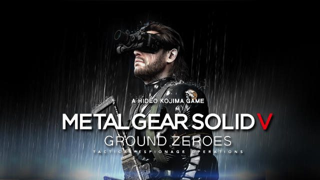 Metal Gear Solid: Ground Zeroes  Start Time: Dec. 7th, 8AM Pacific