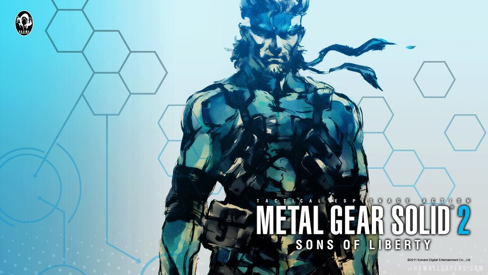 Metal Gear Solid 2: Sons of Liberty  Start Time: Dec. 8th 6AM Pacific
