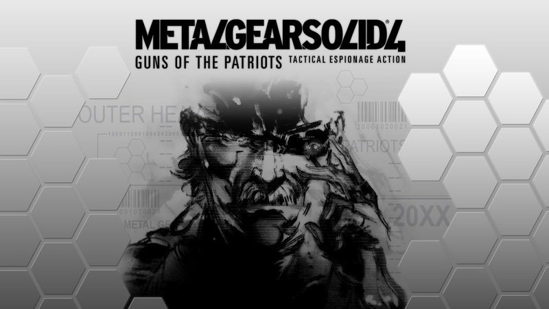Metal Gear Solid 4: Guns of the Patriots  Start Time: Dec. 8th 5PM Pacific
