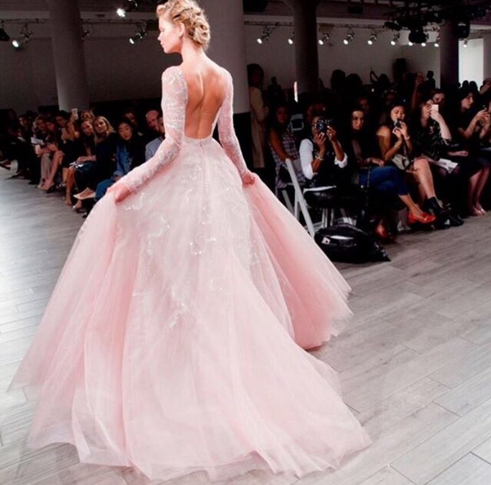 NYBFW Recap — Bella Bride Boutique