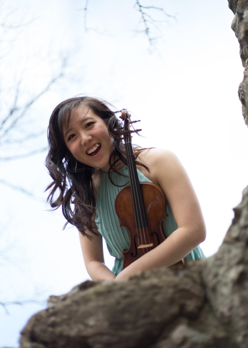 Janny Joo, Principal 2nd Violin