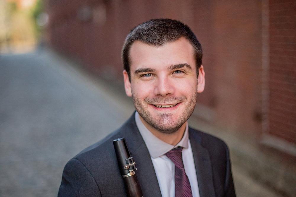 David Dziardziel, Clarinet
