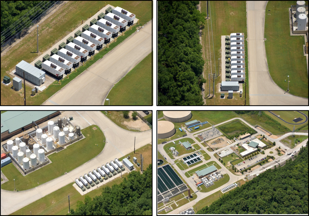 City of Houston – Northeast Water Plant –Microgrid (5.0 MW)