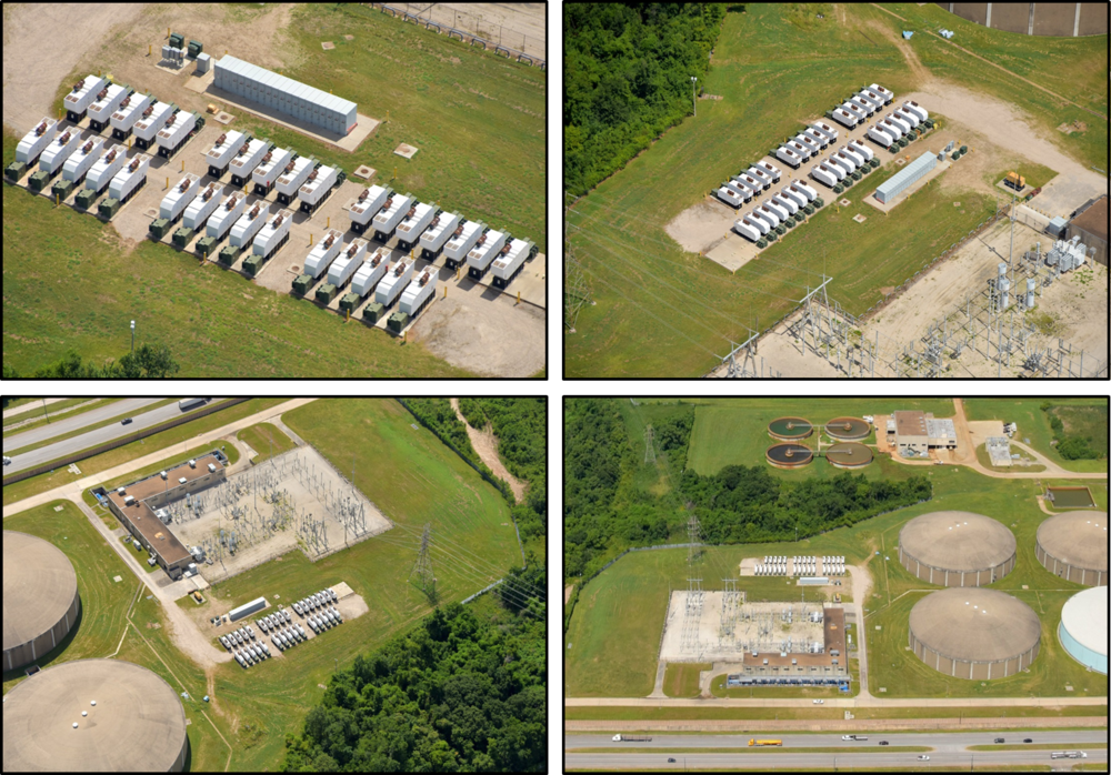 City of Houston – East Water Plant –Microgrid (16.0 MW)