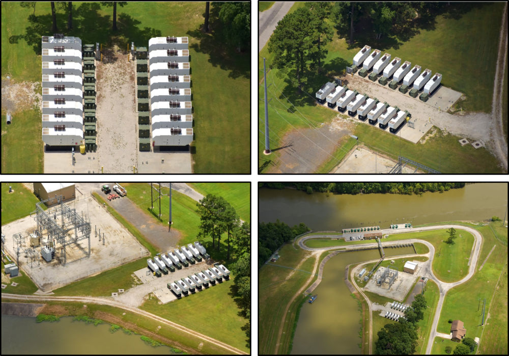 Coastal Water Authority – Trinity River Pumping Station – Reliability (8 MW)