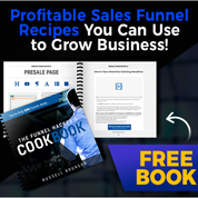 Claim Your FREE copy  of the Funnel Hacker Cookbook TODAY to help you grow your online business.