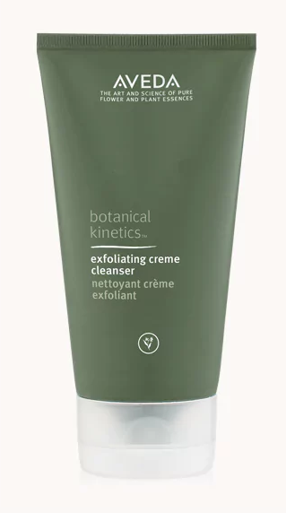 Creme Based:  - AVEDA's Botanical Kinetics Exfoliating Creme Cleanser