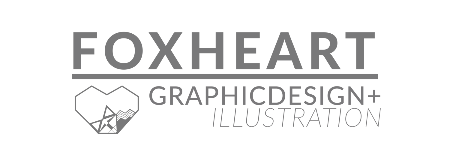 FOXHEART GRAPHIC DESIGN