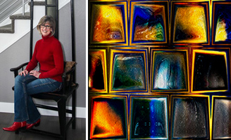 "Kathy Skarvan   Contemporary Fusion Art    As an artist, I am driven by eye appeal. I have a passion for people, gain energy from my environment and am motivated by the emotional reward I receive when others appreciate my work.    I am often asked, ""What is fusion art?"" Quite simply, it is as you might imagine. It's when multidisciplinary art mediums converge into one fine art piece. For me it is where products from the camera meet technology and other modes of creative expression.    Visit Artist's Website"