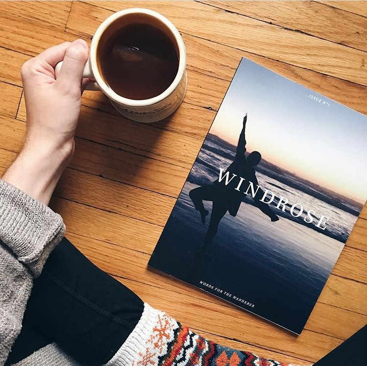 Windrose Magazine Tea + Socks Christmas gift.jpg
