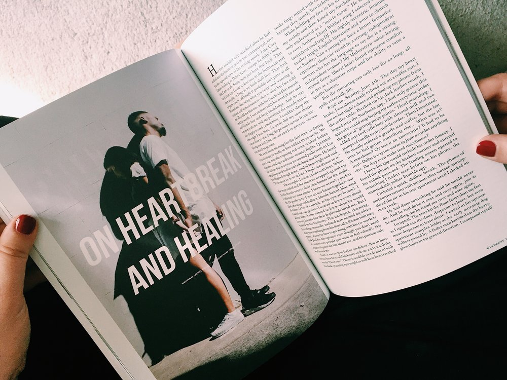 Windrose Magazine issue 2 Heartbreak and Healing inside pages 3.JPG