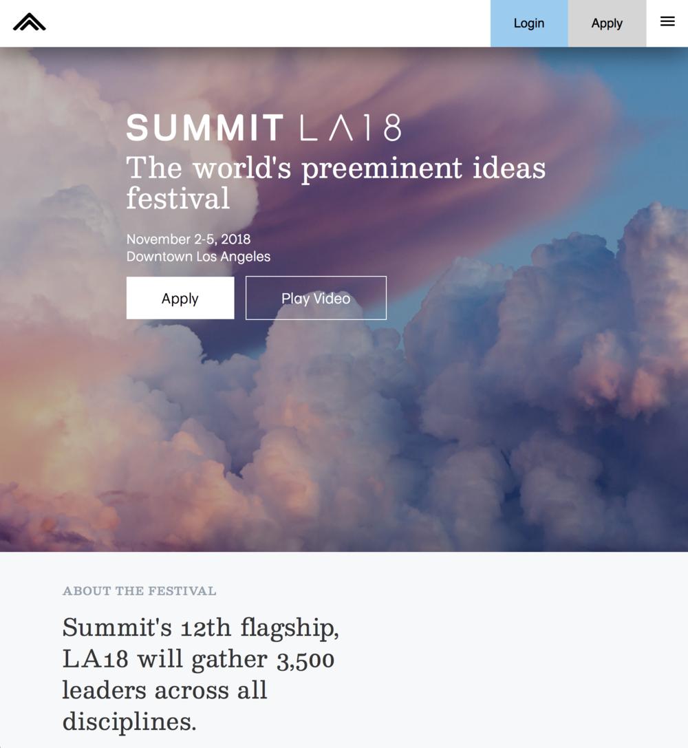 Summit LA18