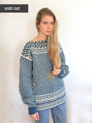 knit sweater   $30.00