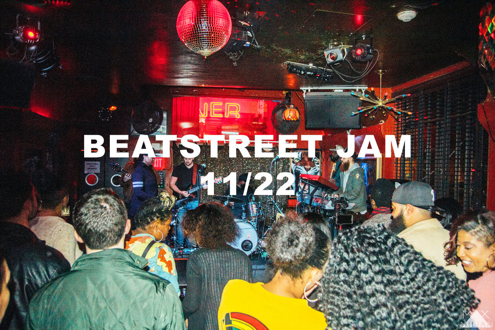 Click the link above for BeatStreet Jam 11/22/16 Photo Album