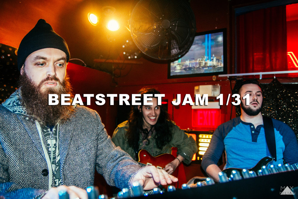 Click the link above for BeatStreet Jam 1/31/17 Photo Album!