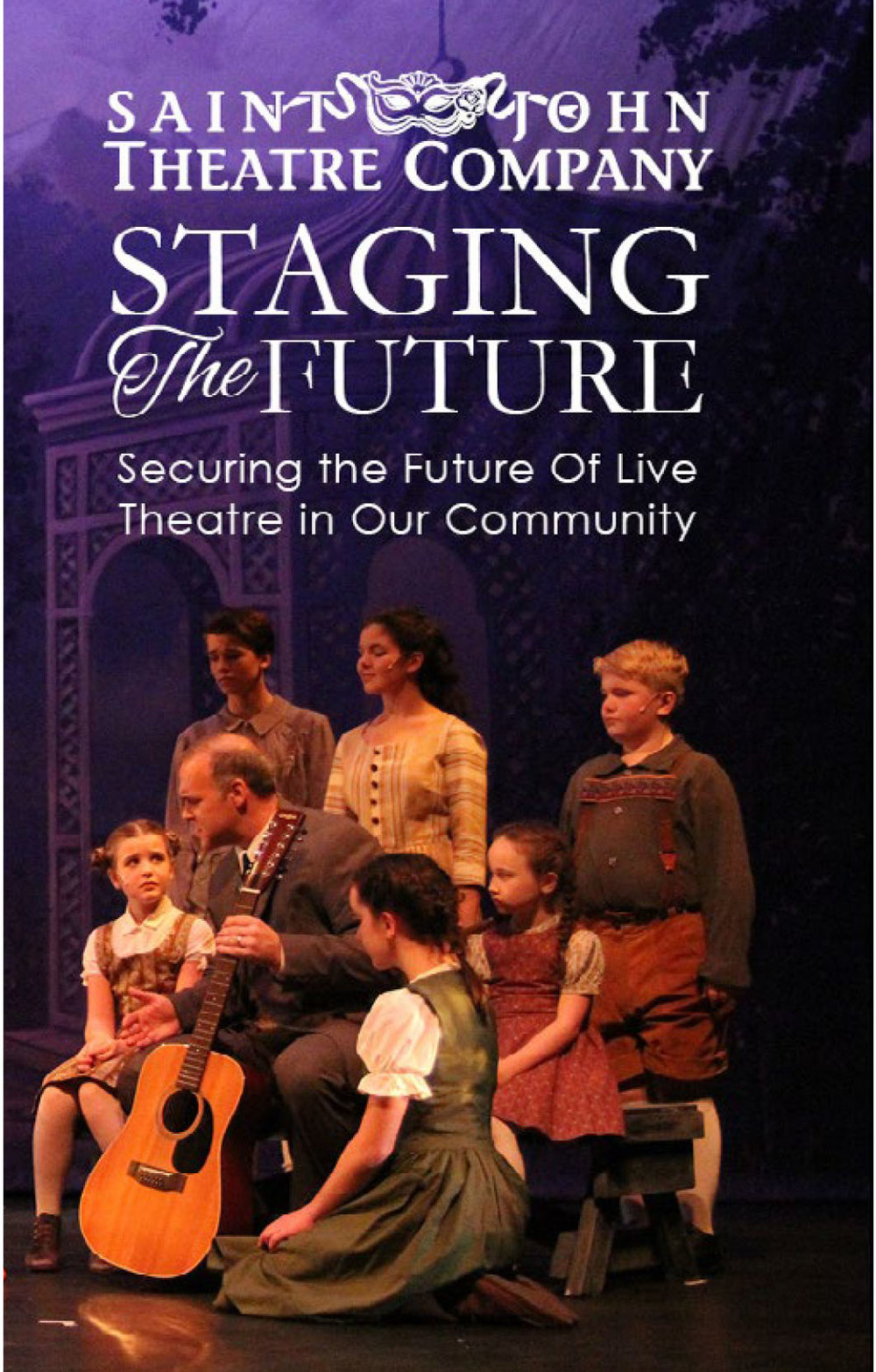 "Saint John Theatre Company's ""Staging the Future"" Fund"