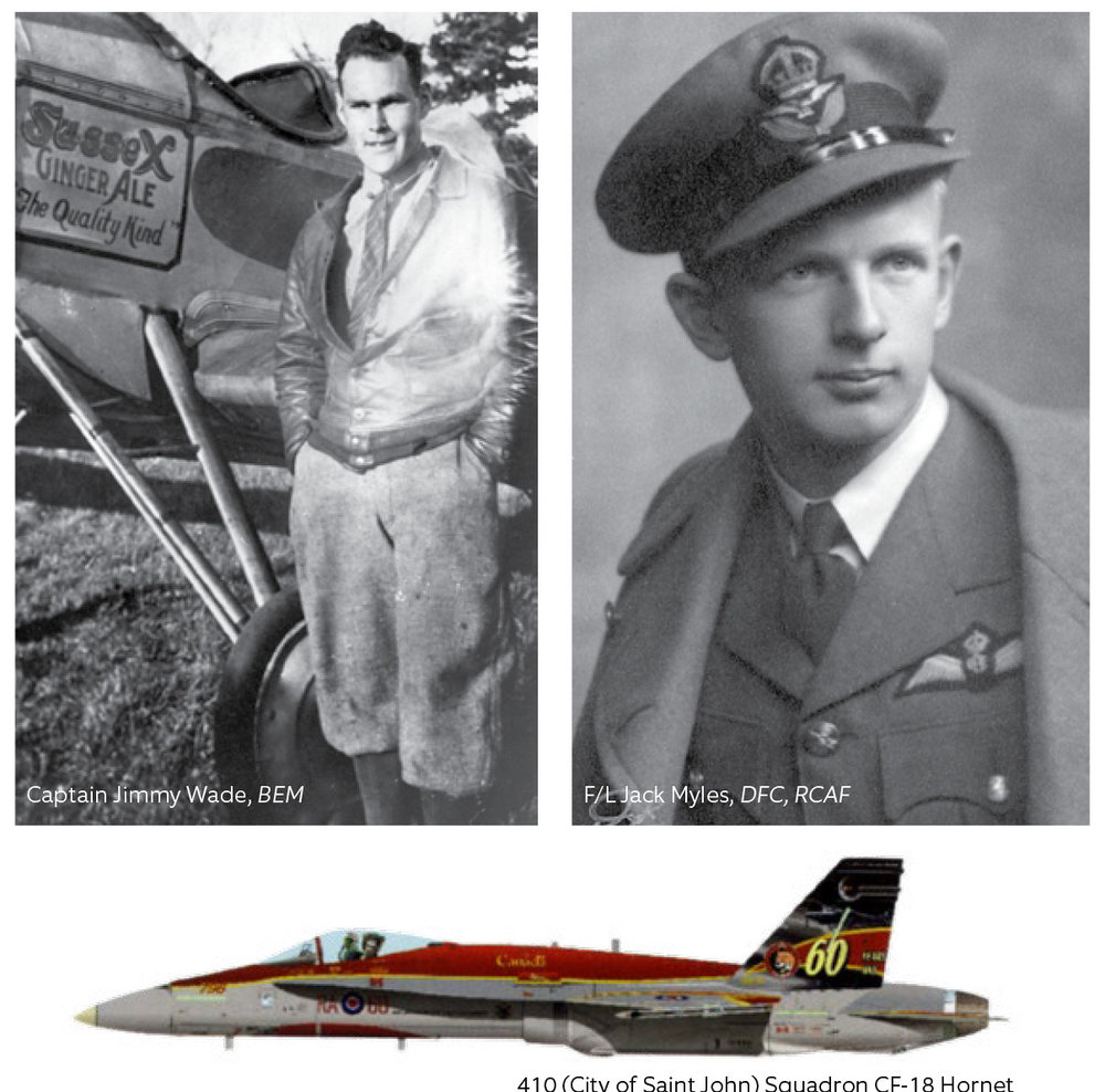 The Turnbull (NB) Chapter of the Canadian Aviation Historical Society Fund