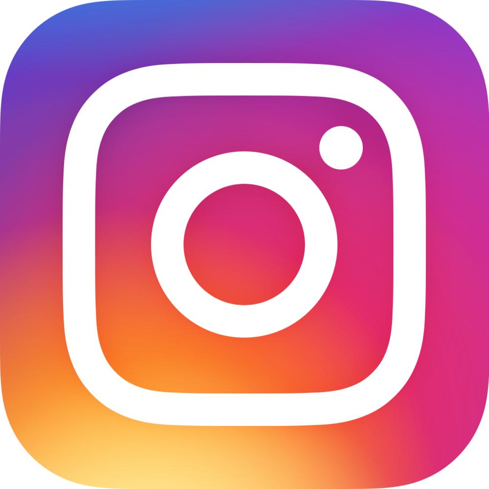 Instagram's new icon.
