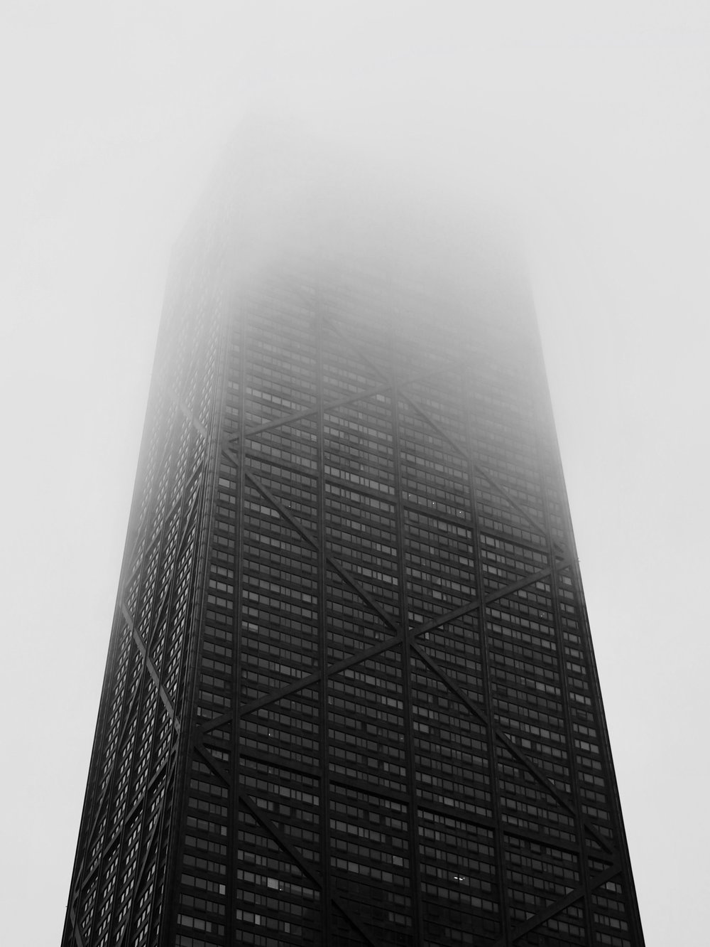 Hancock, Chicago, 1/12/2017