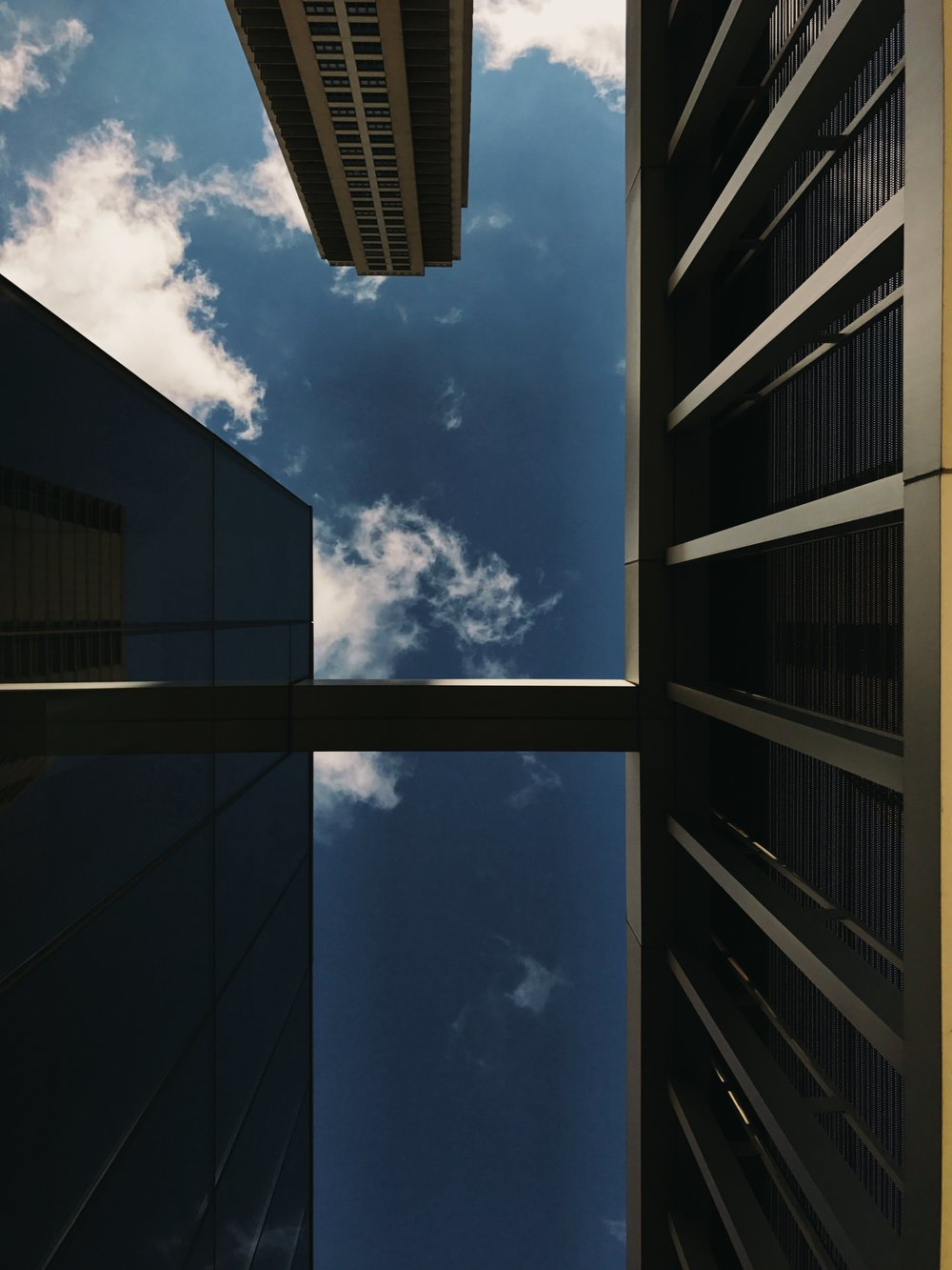Two Buildings Day, Chicago, 6/18/2017