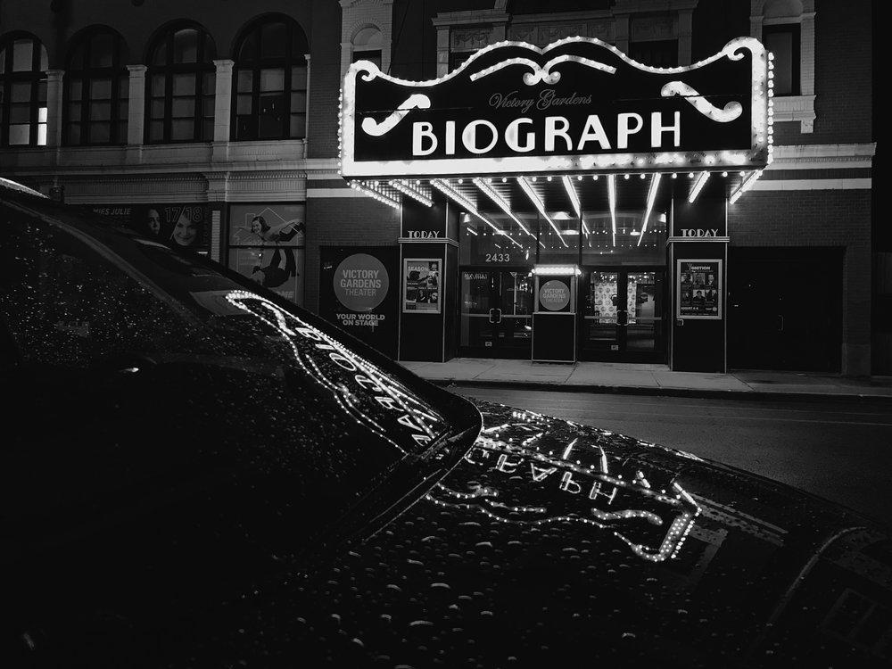 Biograph, Chicago, 8/10/2017
