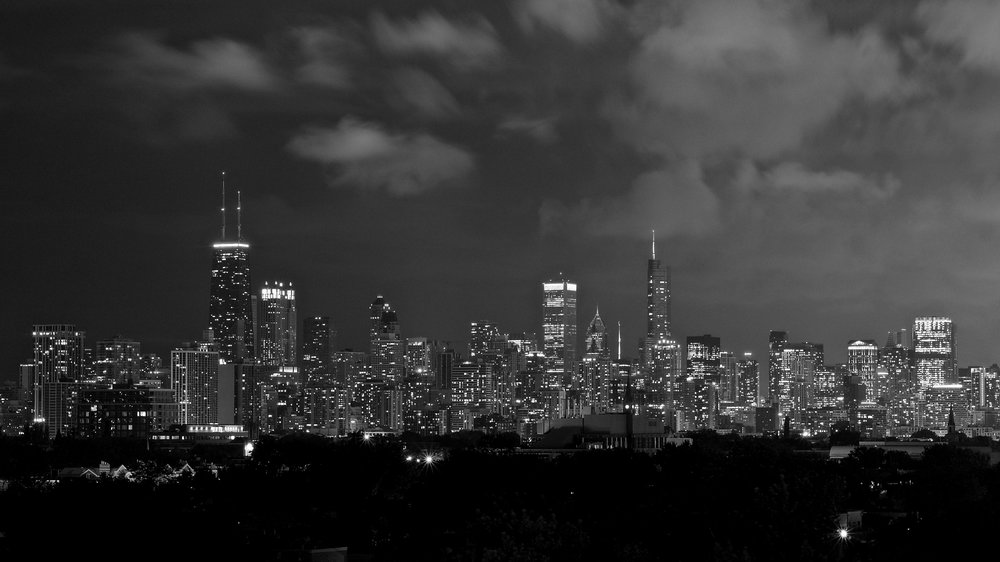 Skyline, Chicago, 8/11/2017