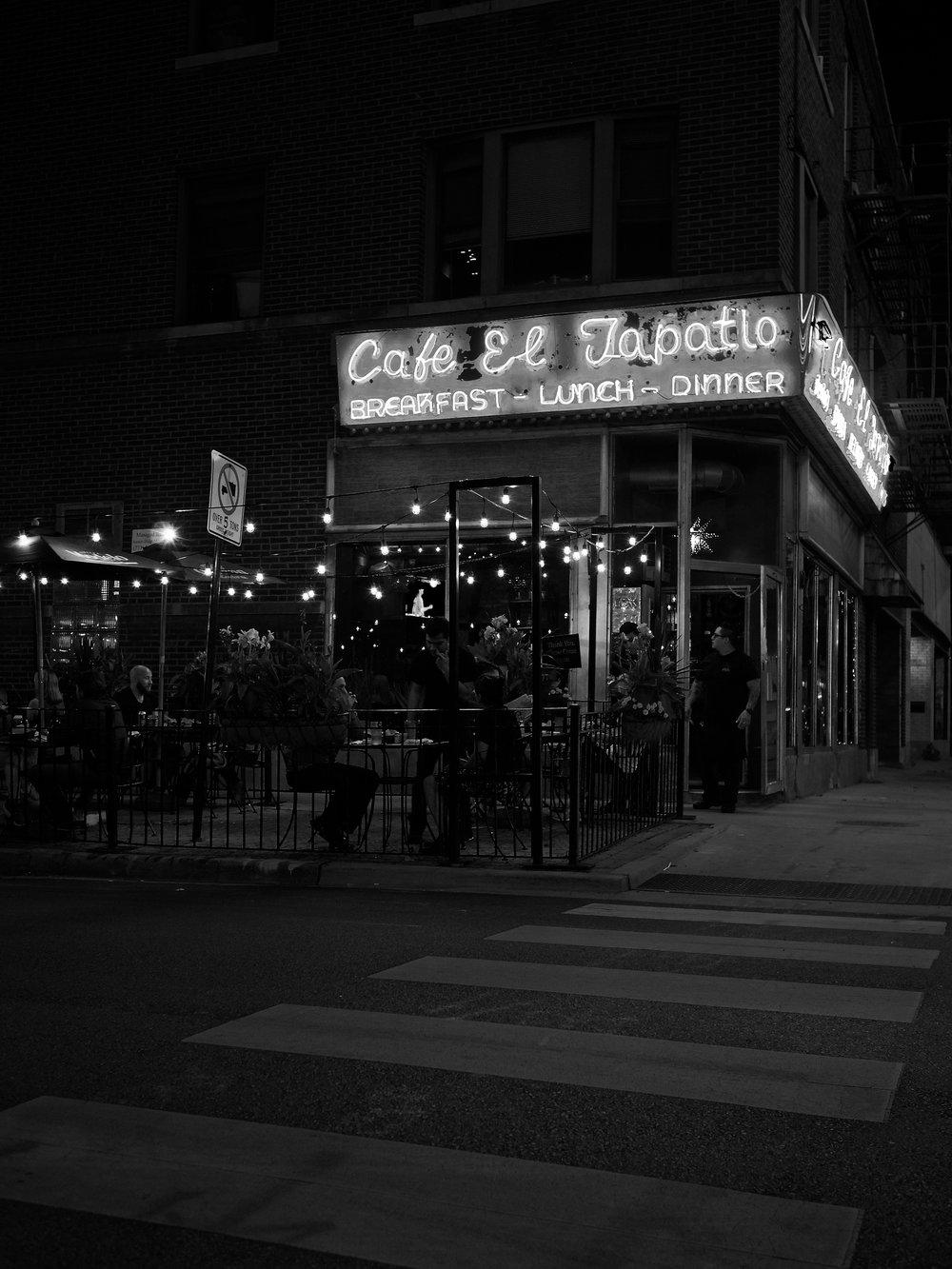 Cafe El Tapatio, Chicago, 8/18/2017