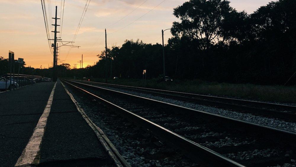 Miller Station, Gary, 9/1/2017