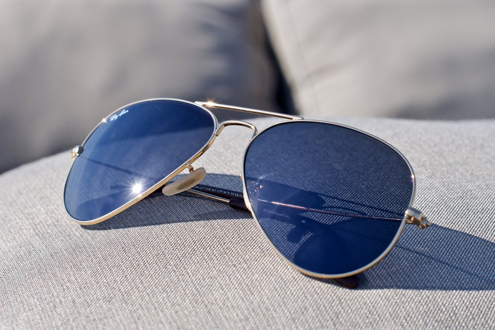 e7fd94ab7dd Ray-Ban Aviator  Collection — Gold