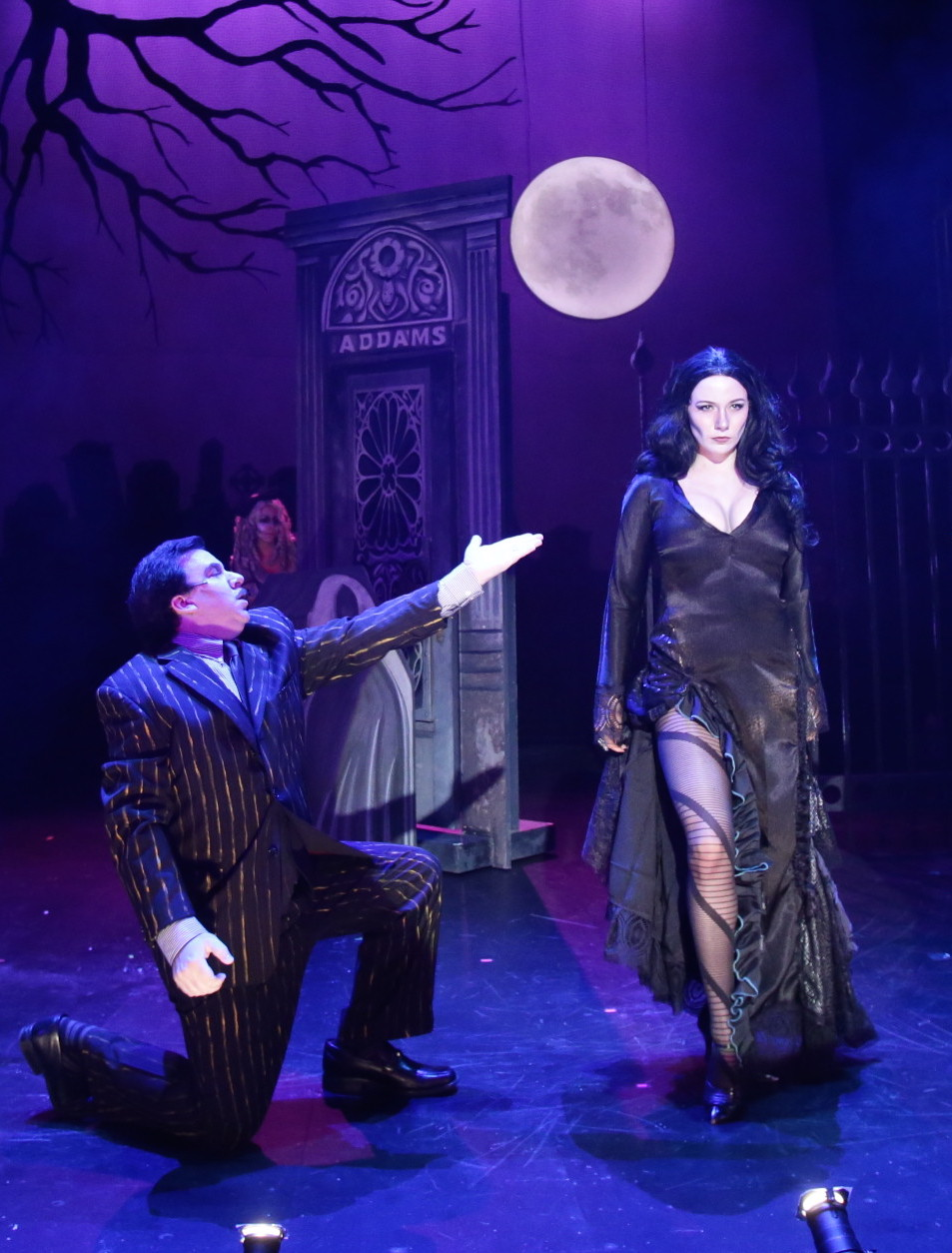 "Addams Family, 2014, Stoneham Theater (Steve Gagliastro as ""Gomez"")"