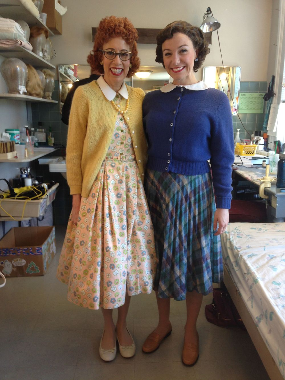 "Damn Yankees, 2014, Goodspeed Opera House, On for ""Sister""   (with Allyce Beasley as ""Doris"")"