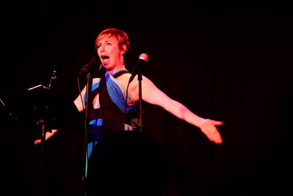"Singing ""Here's Joan"" in Broadway's Epic Fail, 2014"