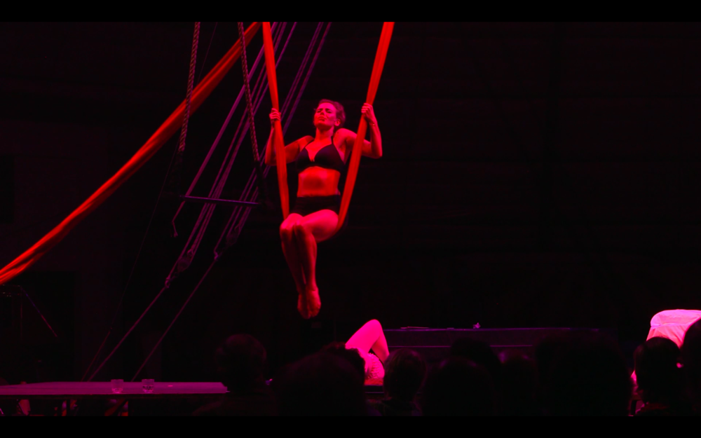 Descent, 2014, Sailor Circus
