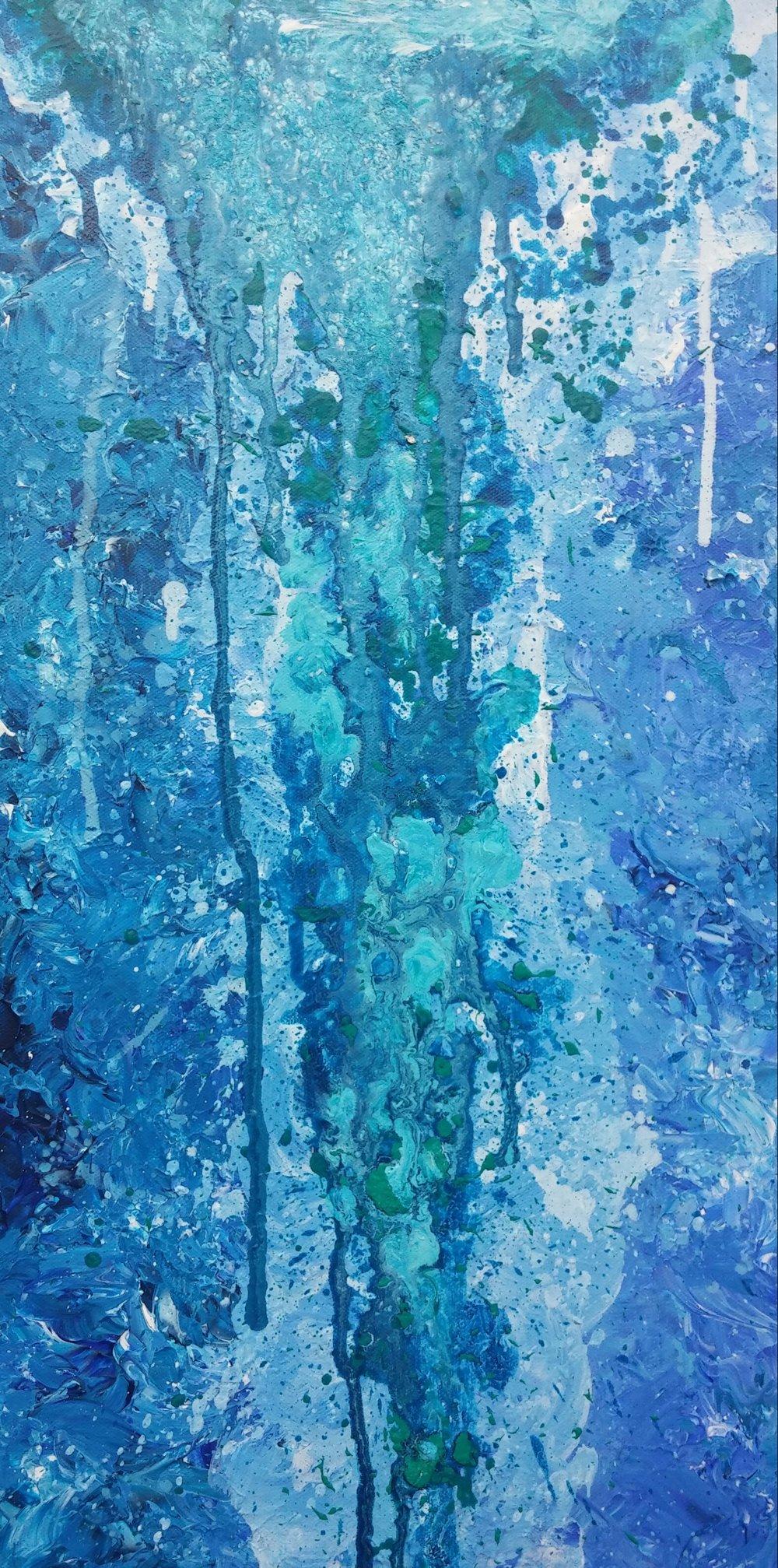 (Blue) Serene
