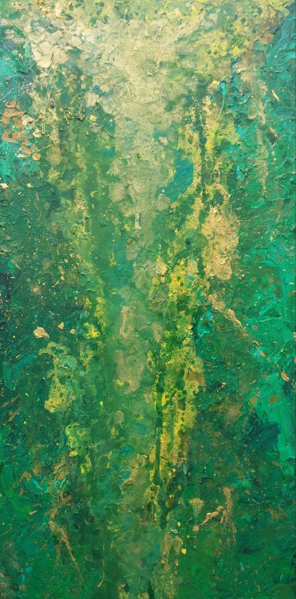 (Green) Nurturing