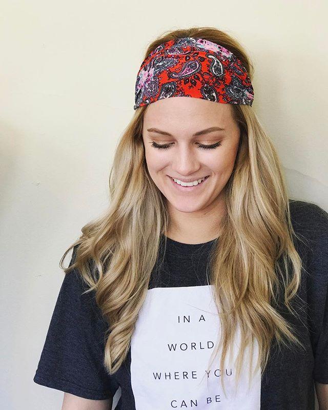 New bandiez @shopbrickwood this week! #shopbrickwood #bandiez #headbands